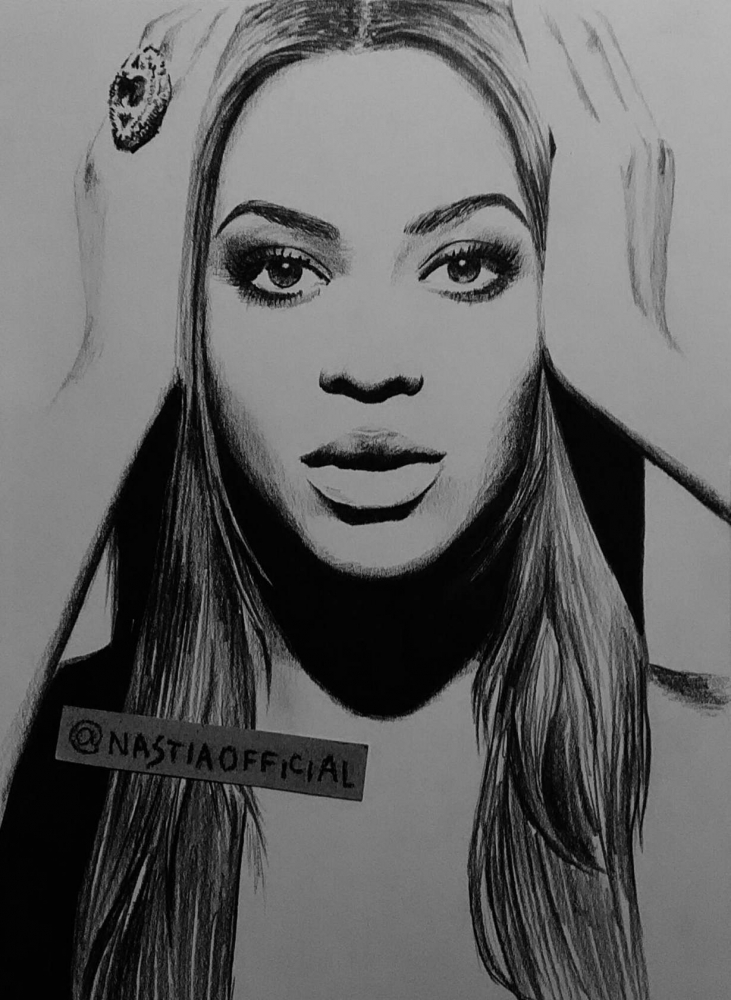 Beyonce by nastiaofficial
